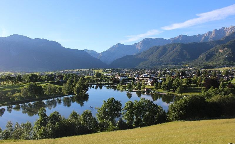 Overzicht van een selectie van webcams in Oostenrijk