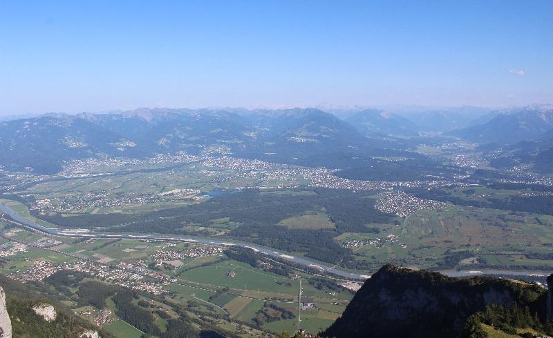 Overzicht van een selectie van webcams in Zwitserland